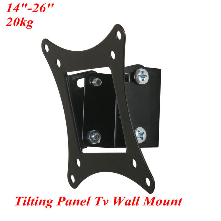 Tilting Flat Panel TV Monitor Wall Mount,LCD TV Mount ,LCD Mount Bracket(China (Mainland))