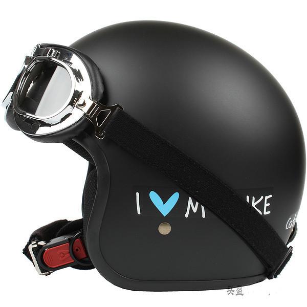Мода Галлея Эво половина capacete,женские электрического велосипеда открытым лицом шлемы,мотоциклетный шлем винтажные очки для мужчин