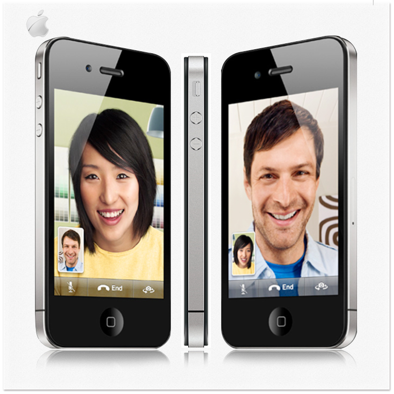 Original Apple iPhone 4 16GB/32GB Unlocked 3.5'' IPS IOS 8 5MP Camera 3G WCDMA Wifi Mobile Phone Telefono Cellulare Used(China (Mainland))