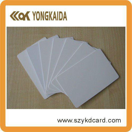 Smart Card Manufacturer 13.56 Mhz PVC Blank NFC F08 Rfid Card(China (Mainland))