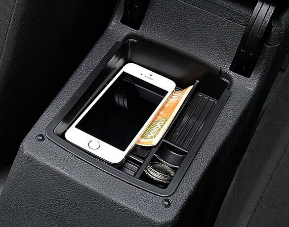 NEW glove box armrest box suitcase storage box clapboard For Volkswagen VW GOLF 7 for GOLF7 GTi MK7 Car Styling(China (Mainland))