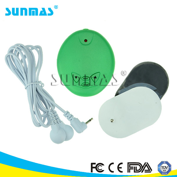 Sunmas SM9058 High aatech chip design tens tens pulse massager