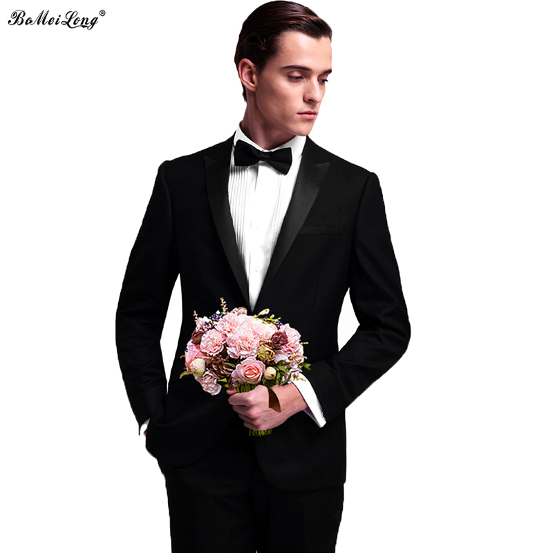 Одежда и аксессуары   Formal Men Business Dress Suits 2015 Wedding Suits For Men Fashion Jacquard Men Suits With Pants Men Groom Jacket+Pant+Tie