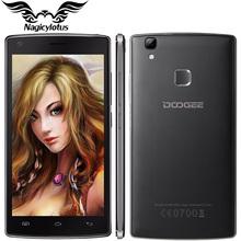 Original Doogee X5 MAX /X5 MAX Pro 4000mAh Android 6.0 Fingerprint Cellphone 5.0