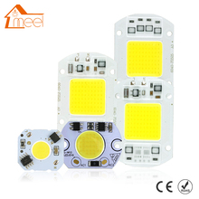 Buy COB LED Lamp Chip 5W 10W 20W 30W 50W LED COB Bulb Lamp 220V IP65 Smart IC Driver Cold/ Warm White LED Spotlight Floodlight for $1.27 in AliExpress store