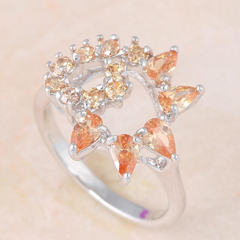 Popular Morganite Rings Buy Cheap Morganite Rings lots from China Morganite R