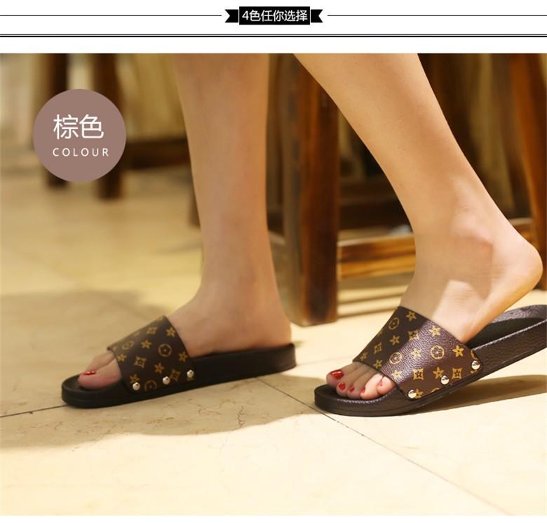 Flip Flops Womens Sandals 2016 Summer Beach Shoes Sandalias Mujer Woman Comfortable Slipper Female Slides Ladies Flat Sandals