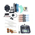RC Drone Quadrocopter 4 axis Aircraft Kit 500mm Multi Rotor Frame 6M GPS APM2 8 Flight