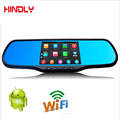 5 0 Inch Android Touch Rearview Mirror Car Camera Wifi GPS Navigator Full HD 1080p Car
