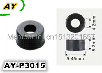 200pieces/set TOP quality fuel injector plastic parts insulation cap ,pintle cap (AY-P3015,9.45*5.3*4.2mm)(China (Mainland))