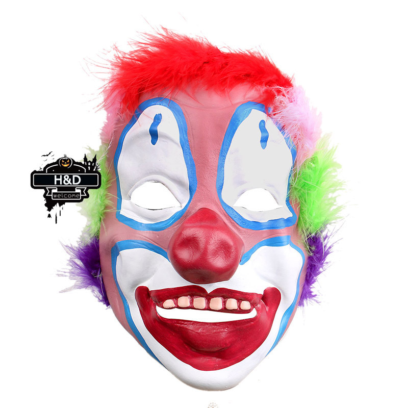 Aliexpress.com  Buy Full Face Joker Cosplay Clown Mask ...