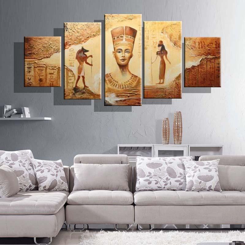 Decoracion Egipcia Antigua ~ Promoci?n de Antiguos Egipcios Pinturas  Compra Antiguos Egipcios
