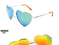 Женские солнцезащитные очки Eyewear  heart sunglasses