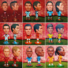 60pcs Mix Order KODOTO Soccer Soccerwe Doll Dolls Football Basketball Star Display Toy(China (Mainland))