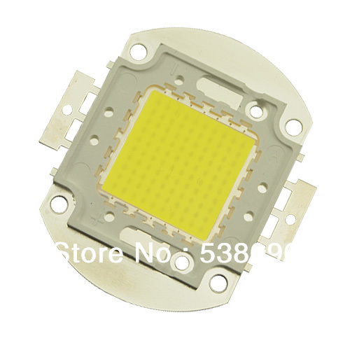 Гаджет  2pcs/lot 100W LED Chip Cold White Warm white 8000-9000LM LED Bulb IC SMD Lamp Light White High Power + Free shipping  None Свет и освещение