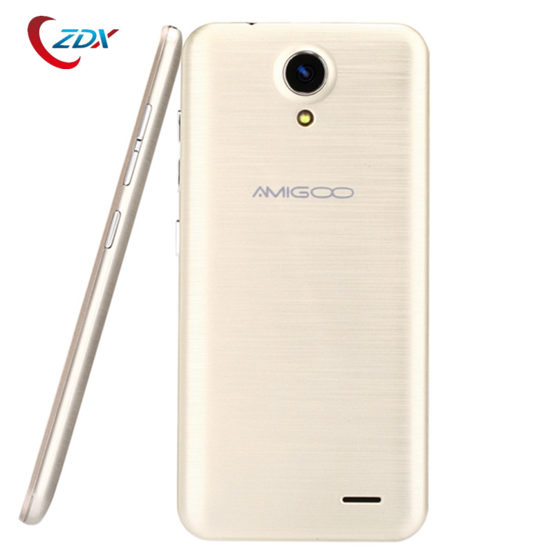 Original AMIGOO H2000 4.5 inch Android 5.1 3G Smartphone Mobile Phone MTK6580 Quad Core 1.3GHz 512MB RAM 4GB ROM GPS Wifi(China (Mainland))