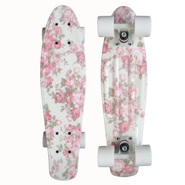 "2015 22"" penny board Penny Skateboard Retro Mini Skate long board cruiser longboard complete skates(China (Mainland))"
