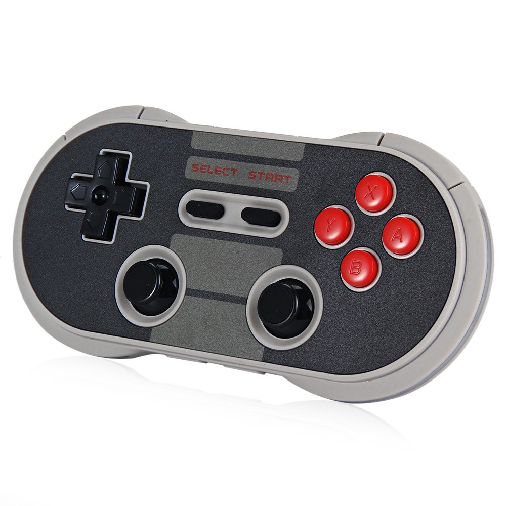 Original 8Bitdo NES30 Pro Wireless Bluetooth Gamepad Game Controller for iOS Android PC Mac Linux(China (Mainland))