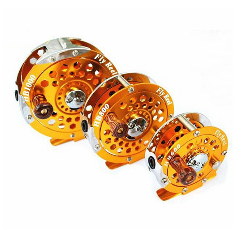 Hot sale removable aluminum alloy fly fish reel fly for How to reel in a fish