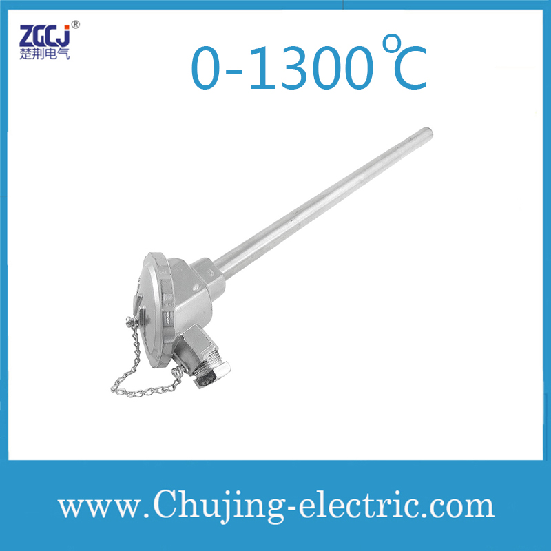 0-1300 cetigrade Industrial thermocouple K type temperature sensor 0-1300C temperature probe(China (Mainland))