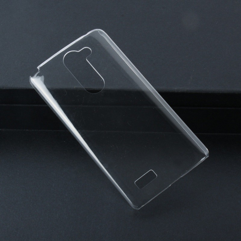 For LG L Bello D331 D335 Ultra Thin Clear Crystal Rubber TPU Soft Case Cover New Hot(China (Mainland))