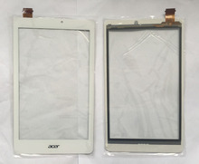 For Acer w1-810 w1 810 Tablet PC 8 inch Touch Screen Panel Digitizer Sensor Glass White color  in stock free shipping