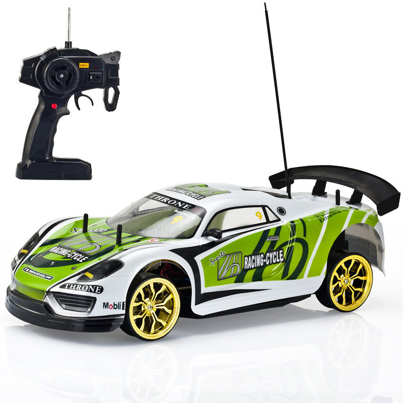 Hot Sale Rc Drift Car 1/10 Scale Electric Power On Road Drift Racing FlyingFish Ready To Run High Speed Rc Car(China (Mainland))