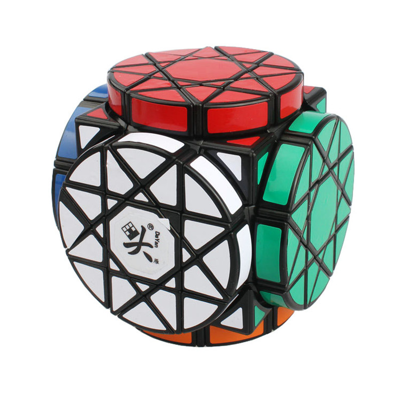 Hot New Arrival Dayan Magic cubes Gem cube Wheels of Wisdom Twist Spring Speed Puzzle Cubo Magico Learning  Education Toys Gift<br><br>Aliexpress