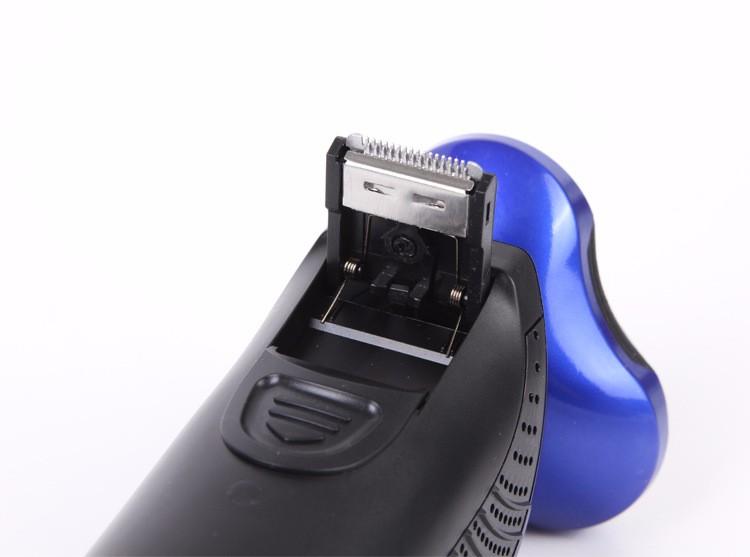 Buy Kemei 7666  Rechargeable Men's Electric Shaver Rotary three knife head whole body washing electric razor 3D Shaving Epilator cheap