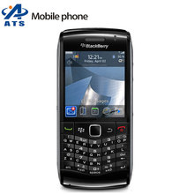Original Blackberry 9100 Mobile Phone 3G WIFI GPS Qwerty Keyboard One Year Warranty Free shipping(China (Mainland))
