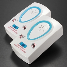 2015 New Hot Selling Plug White Pest Repeller Electronic Ultrasonic Mouse Rat Mosquito Insect Rodent Control(China (Mainland))