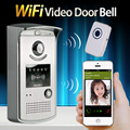 NiteRay NR846 door peephole camera wireless peephole camera wifi with PIR motion detection control by Android