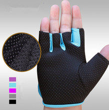 2016 New Drop Shipping Sports Gloves Fitness Exercise Training Gym anti-skid Gloves Multifunction for Men & Women(China (Mainland))