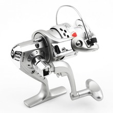 High Quality 6BB Ball Bearings Left/Right Fishing Reel Interchangeable Collapsible Handle Fishing Spinning Reel SG3000 5.1:1(China (Mainland))