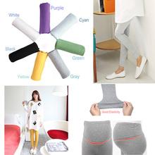 7 Colors 2015 New Pregnant Women Adjustable Cotton Modal Leggings Maternity Pants Comfortable Leggings