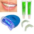 Dental Care White Teeth Whitening Tooth Gel Health Oral Care Kit Dental Treatment LED Teeth Whitening