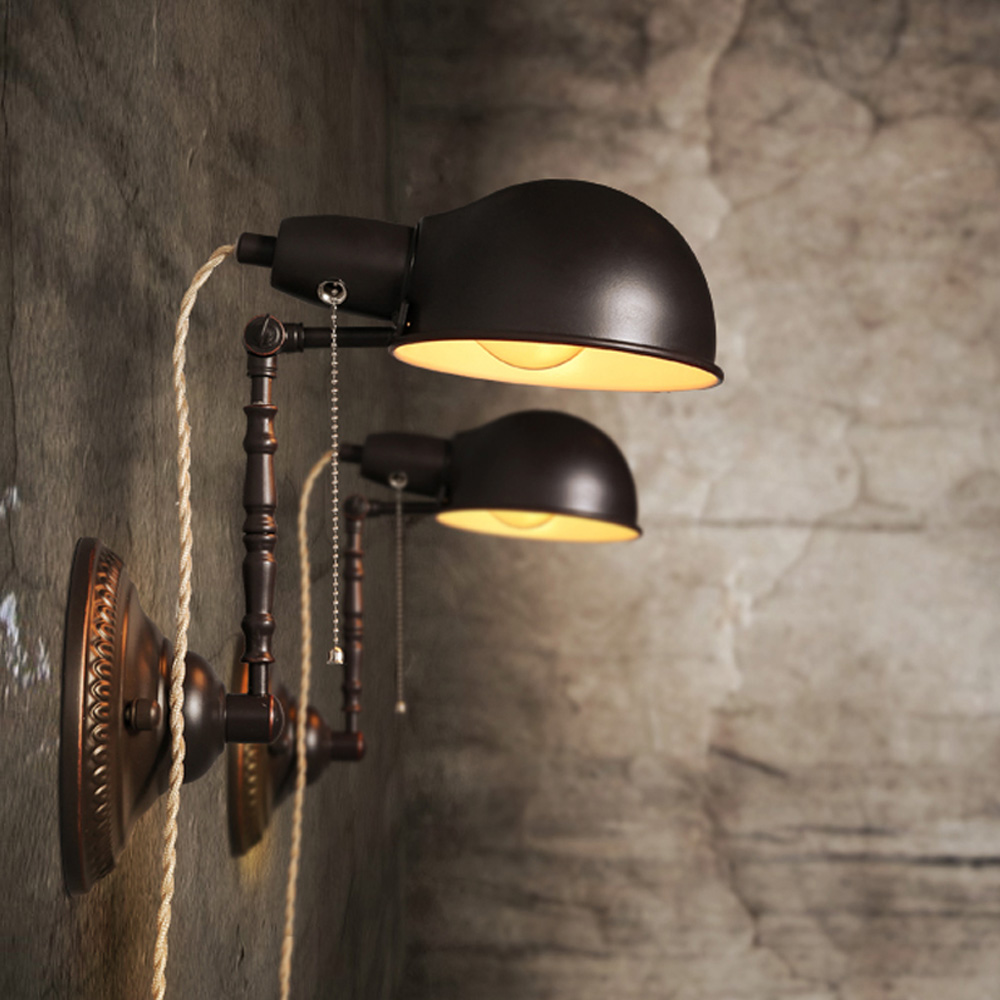 Wall Lights In Sheffield : Nordic Wall Lamp European Industrial Wall Light Swing Arm Lights Antique Wall Sconce LED Light ...