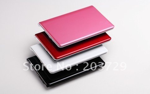 HOT 10inch N2600 dual-core 2G/320G netbook laptop   Free dhl/EMS