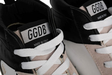 Brand New 2015 Golden Goose GGDB Men Sneakers Five pointed star Genuine Leather Women High Top