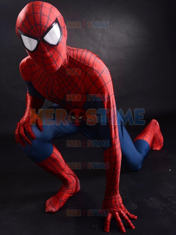 Aliexpress.com : Buy Hot Sale Amazing Spider Man 2 Costume The ...