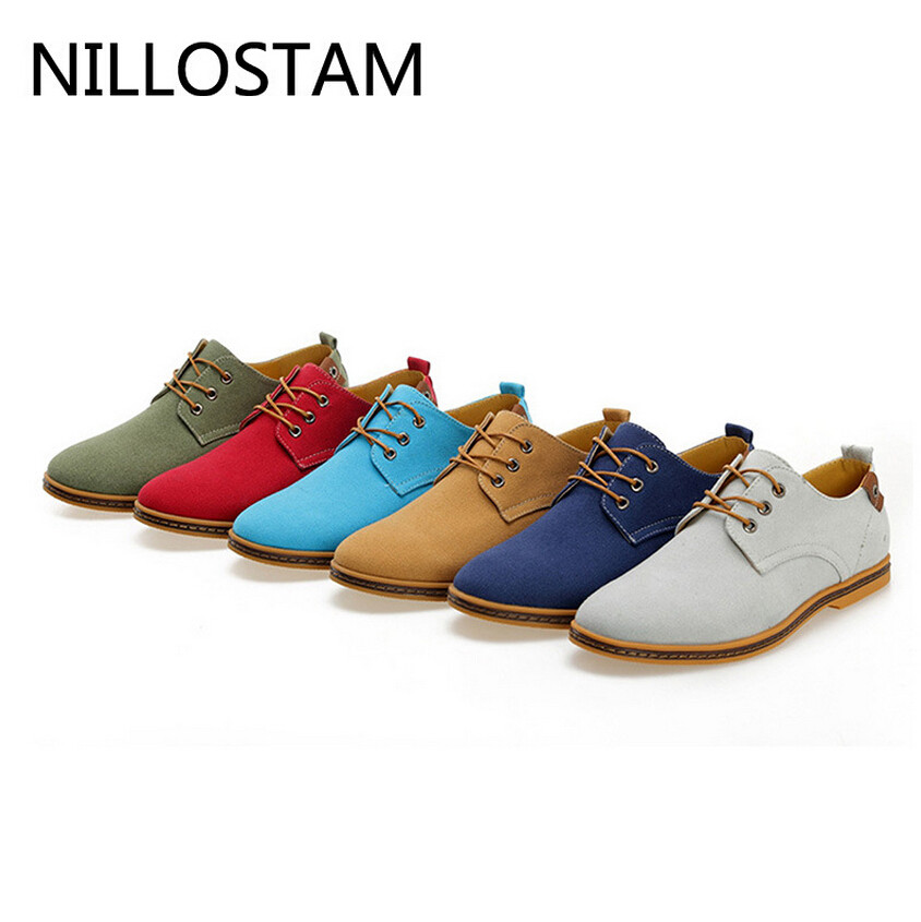 US Size 6-13 ! 2016 New Spring Autumn Brand Canvas Flat shoes Casual for Men Flats Shoes Sapatos Masculinos Social Hombre Free(China (Mainland))