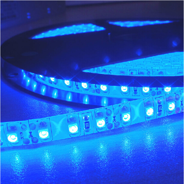 5m 300 led 3528 SMD 12V 60 led/m 5m/Roll 5m/lot white/warm white/blue/green/red/yellow Flexible Light Led tape free shipping(China (Mainland))