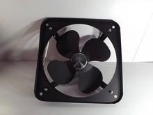 Золотой 12 промышленность вытяжной вентилятор квадрат железо exhast exhaustfan вытяжной вентилятор