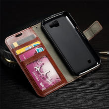 "Buy LG K4 Case Luxury PU Leather Case LG K4 Lte K120e K130e 4.5"" K 4 Flip Protective Phone Shell Back Cover Skin Slot for $3.39 in AliExpress store"