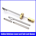 Silver king Golden Delicious Push rod safe lock openner Locksmith tools professional locksmith supplies