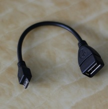 Micro USB To Female USB Host Cable OTG Mini USB Cable For samsung HTC xiaomi Android Tablet PC Smartphone MP3/MP4 GPS