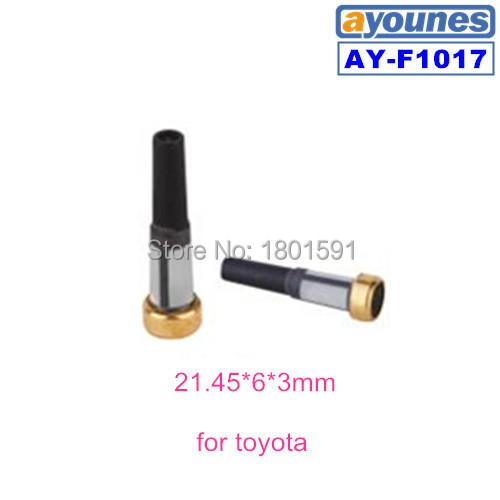 21.45 * 3 * 6 мм топливо инжектор фильтр бензин для Toyota 2NZ-FE топливо инжектор ( AY-F1017 )