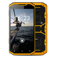 Original MFOX NFOX A8 IP68 Waterproof Smartphones Quad core 6″ IPS screen 13MP+2MP android 4.2 2GB RAM 16GB ROM Mobile Phone A7