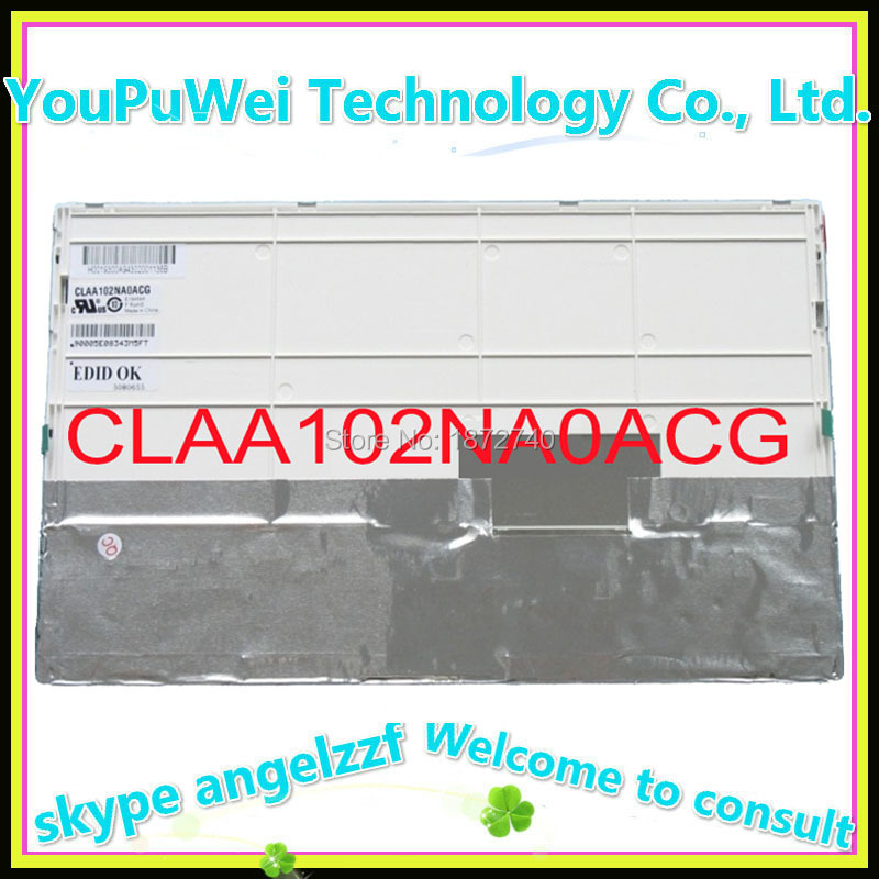 10.2 lcd matrix CLAA102NA0ACW CLAA102NA0ACG CLAA102NA0DCW FOR lenovo S10 netbook replacement dispay(China (Mainland))