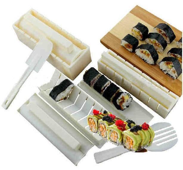 Комплект для изготовления суши 10 шт. фото